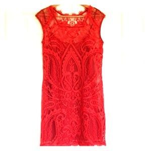 Summer lace dress! Perfect for wedding! Size 6!